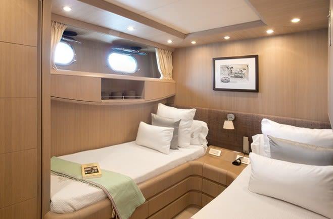 M/Y Seven C Yacht #12
