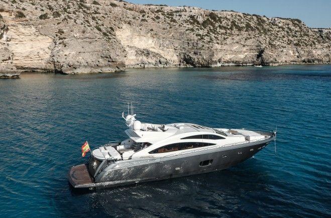 M/Y Alvium Yacht #1