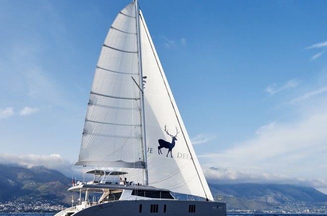 S/Y Blue Deer Yacht #1