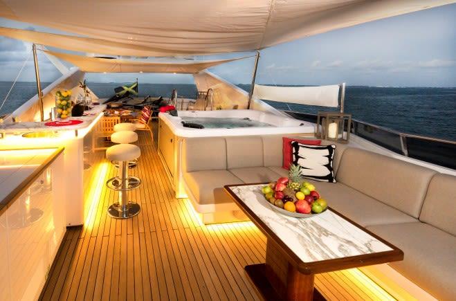 M/Y My Flower Yacht #13