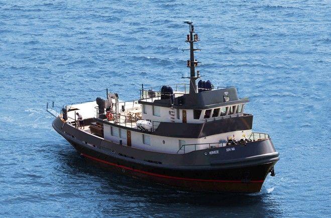 M/Y Vervece Yacht #1