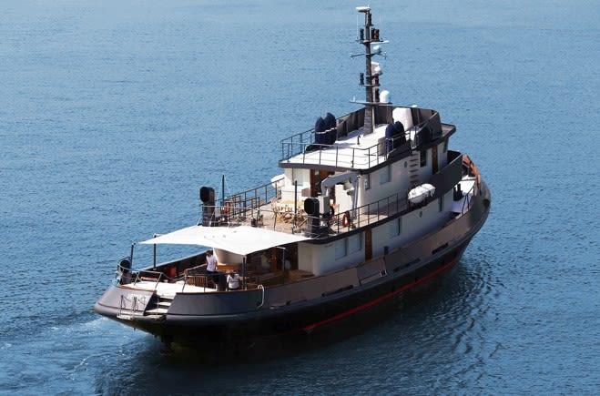 M/Y Vervece Yacht #16