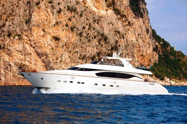M/Y Sands1 Yacht #1