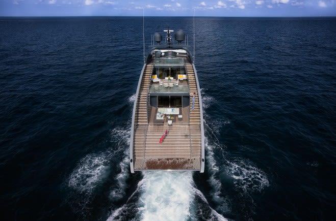 M/Y Ocean Emerald Yacht #6