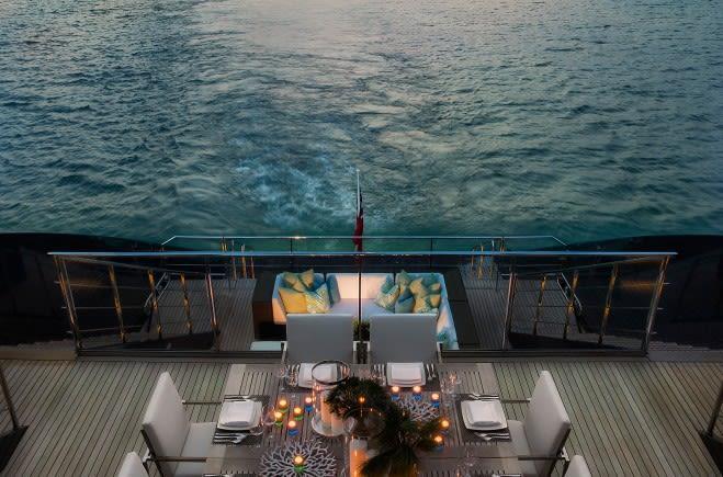 M/Y Ocean Emerald Yacht #13