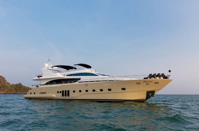 M/Y Mia Kai Yacht #1