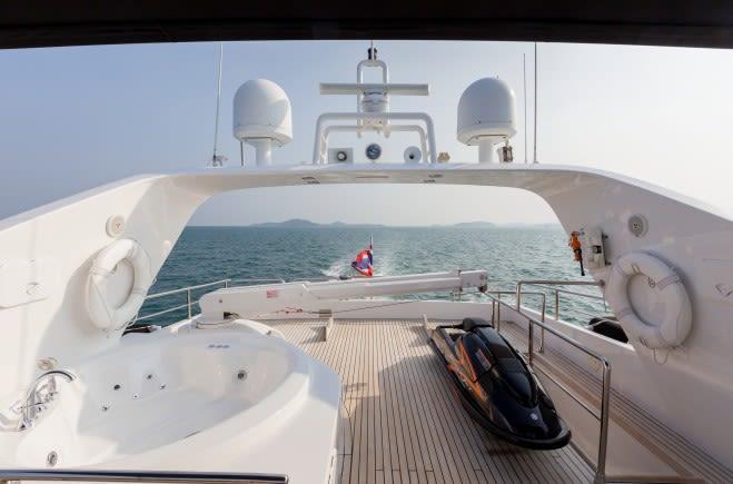 M/Y Mia Kai Yacht #17
