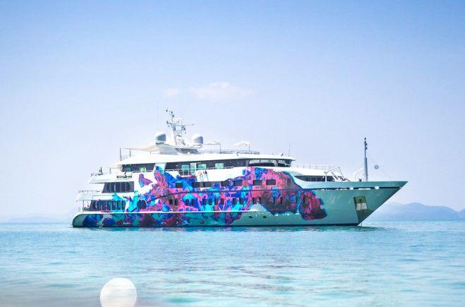 Saluzi Superyacht Charter