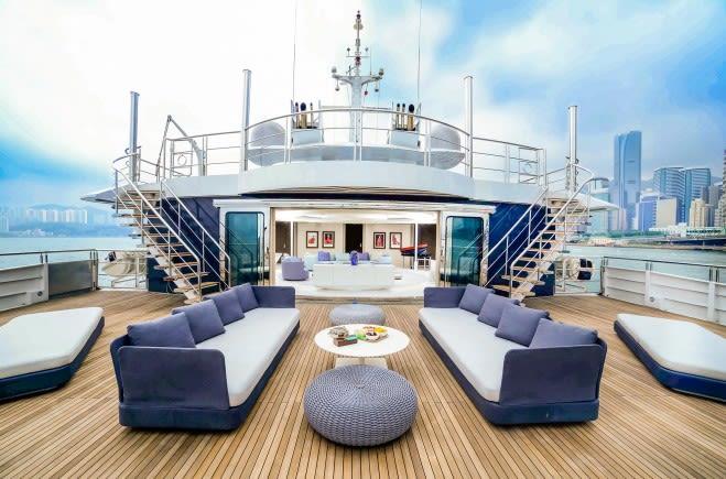 M/Y Saluzi Yacht #3