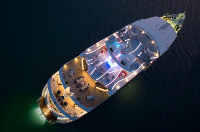 M/Y Saluzi Yacht #27