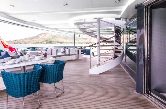 M/Y Saluzi Yacht #5
