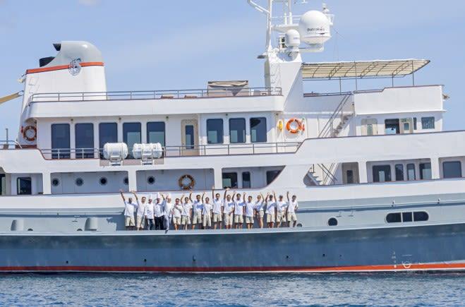 M/Y Salila Yacht #15
