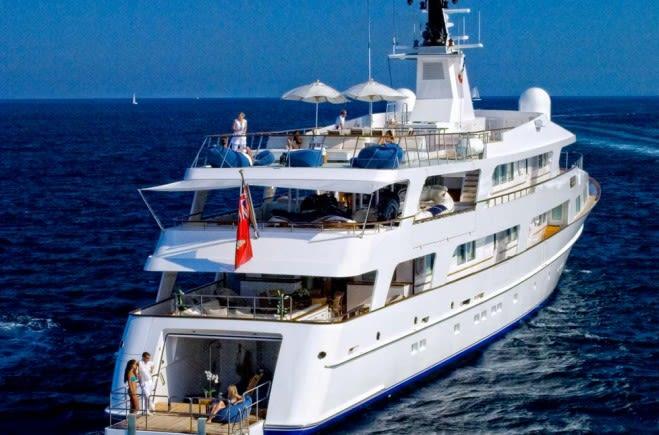 M/Y Illusion Yacht #26