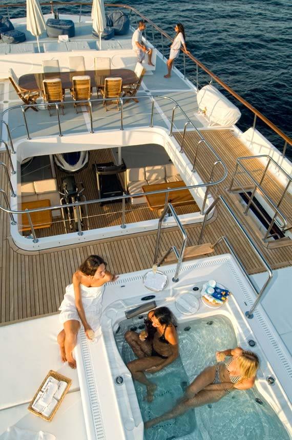 M/Y Illusion Yacht #17