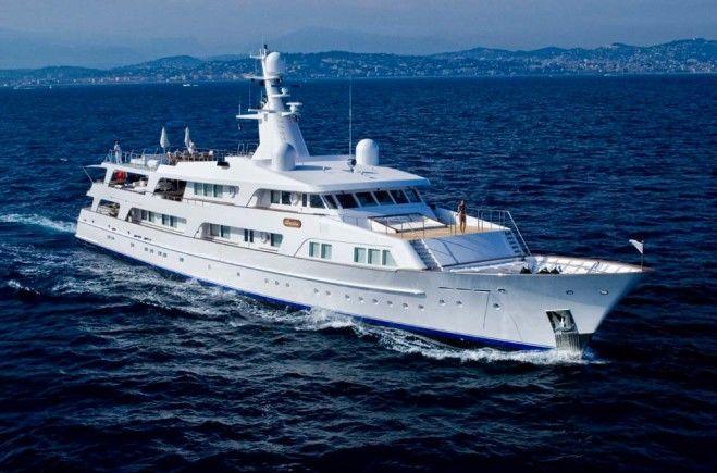 M/Y Illusion Yacht #1