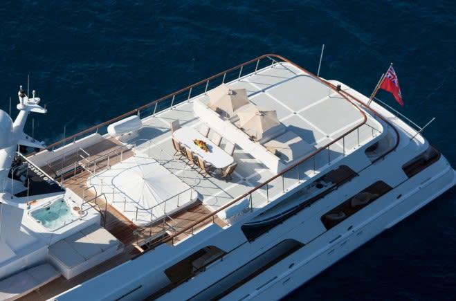 M/Y Illusion Yacht #28