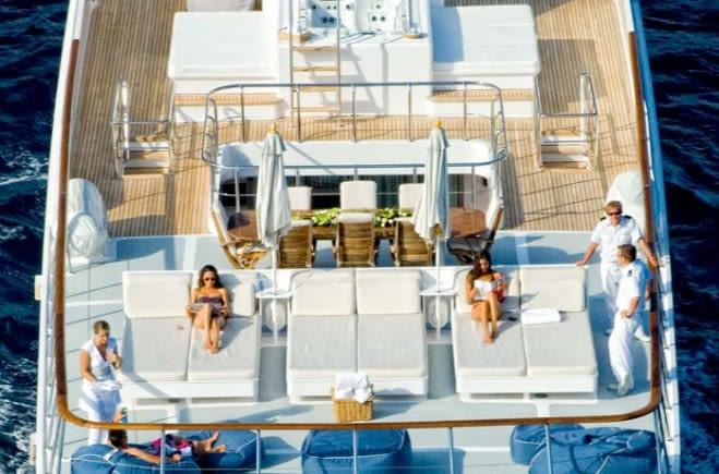 M/Y Illusion Yacht #19