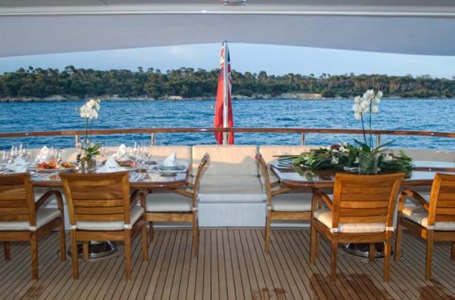 M/Y Illusion Yacht #21