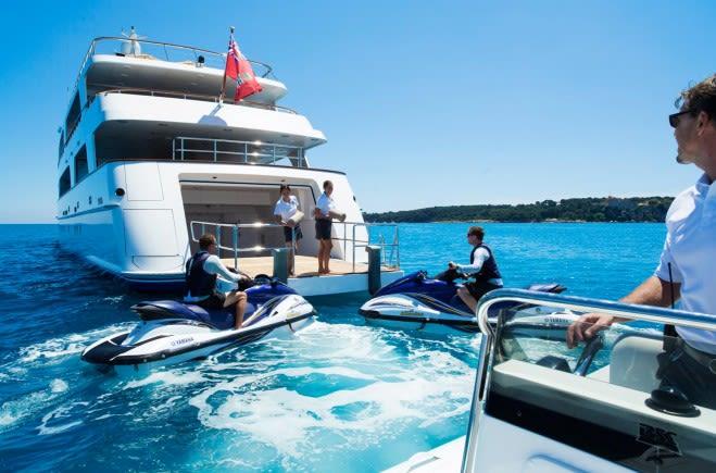 M/Y Illusion Yacht #22