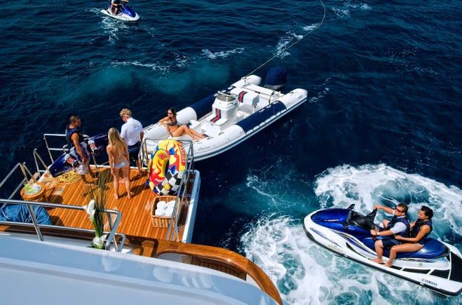 M/Y Illusion Yacht #24