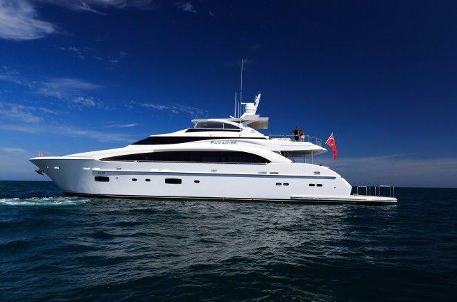 Paradise Yacht Charter