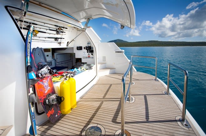 M/Y De Lisle III Yacht #6