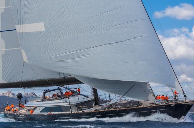 S/Y Seahawk Yacht #5