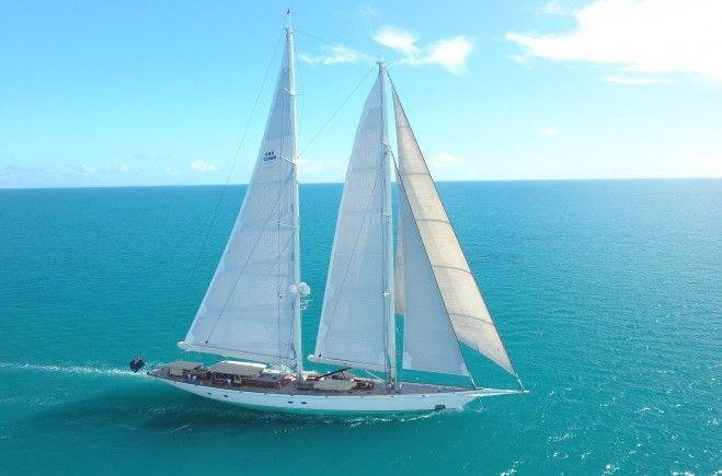 Athos Yacht Charter | Holland Jachtbouw