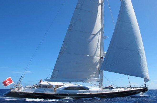Guillemot Yacht Charter | Vitters