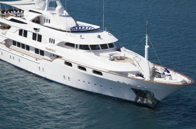 M/Y Starfire Yacht #1