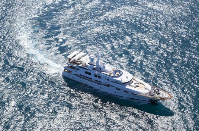 M/Y Starfire Yacht #2