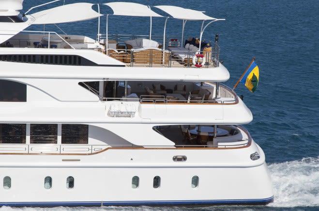 M/Y Starfire Yacht #3