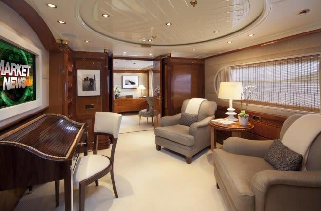 M/Y Starfire Yacht #18