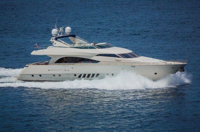 Vellmari Yacht Charter | Dominator Yachts