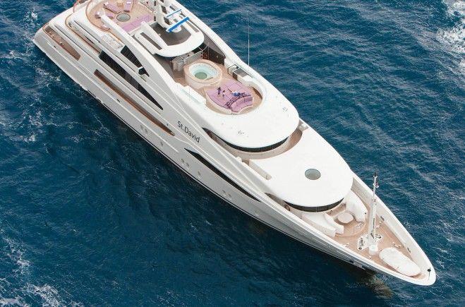 M/Y St David Yacht #1