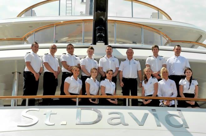 M/Y St David Yacht #31