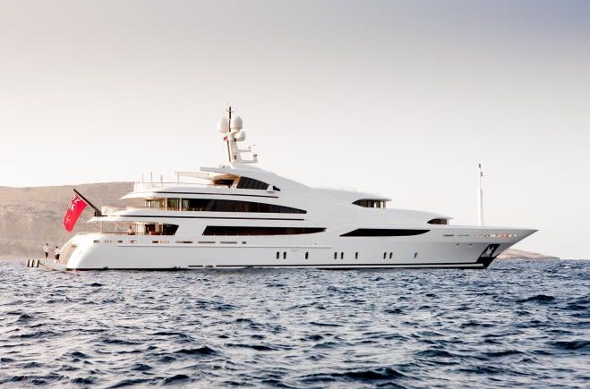 M/Y St David Yacht #32