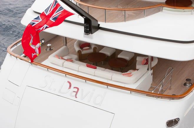 M/Y St David Yacht #4