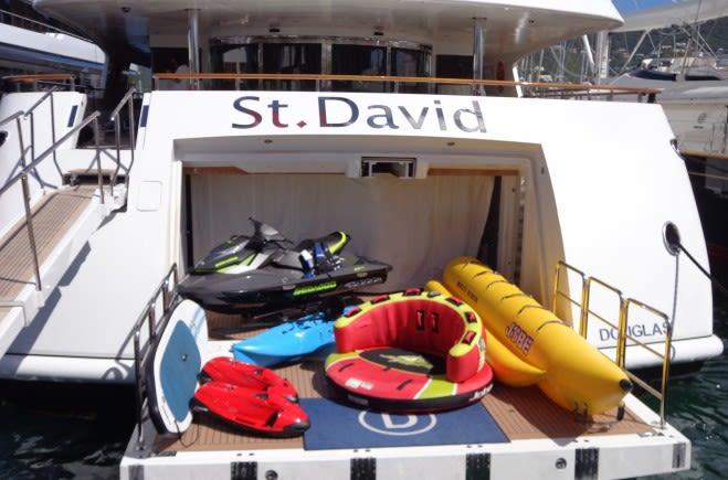 M/Y St David Yacht #29