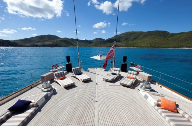 S/Y Tiara Yacht #2