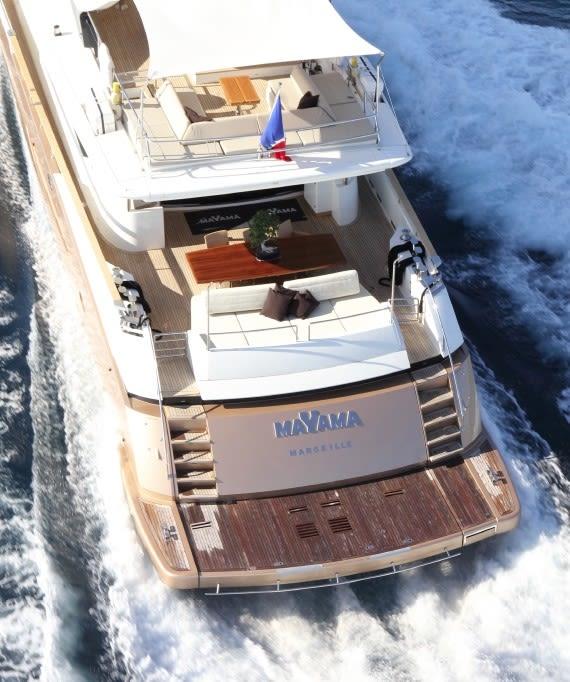 M/Y Mayama Yacht #19