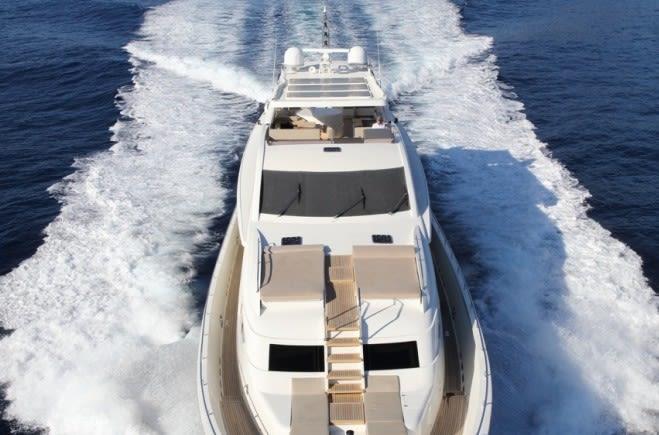 M/Y Mayama Yacht #5