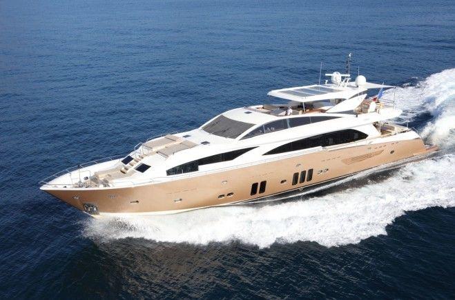 M/Y Mayama Yacht #1