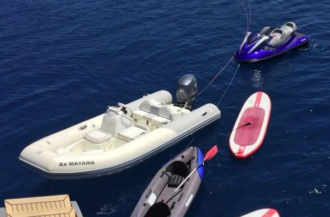 M/Y Mayama Yacht #21