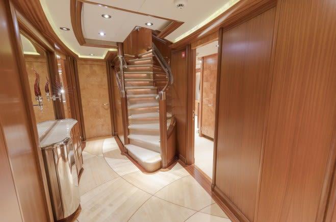 M/Y Amica Mea Yacht #30