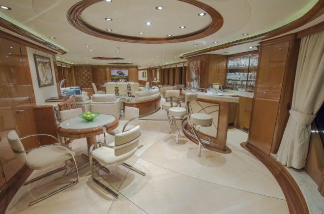 M/Y Amica Mea Yacht #22