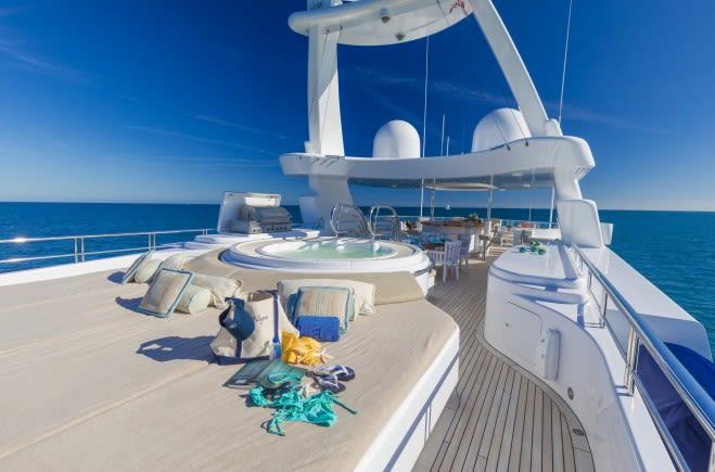 M/Y Amica Mea Yacht #10