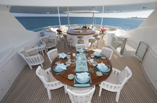 M/Y Amica Mea Yacht #12