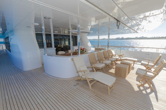 M/Y Amica Mea Yacht #15