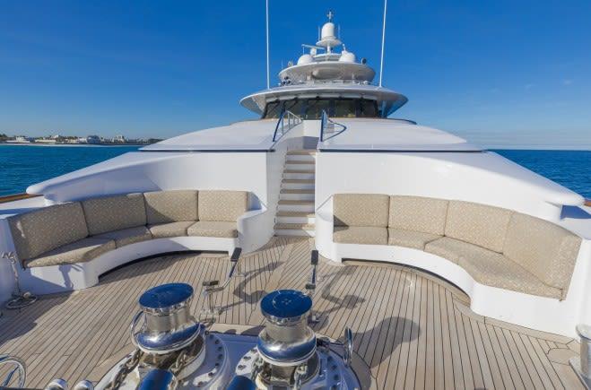 M/Y Amica Mea Yacht #13